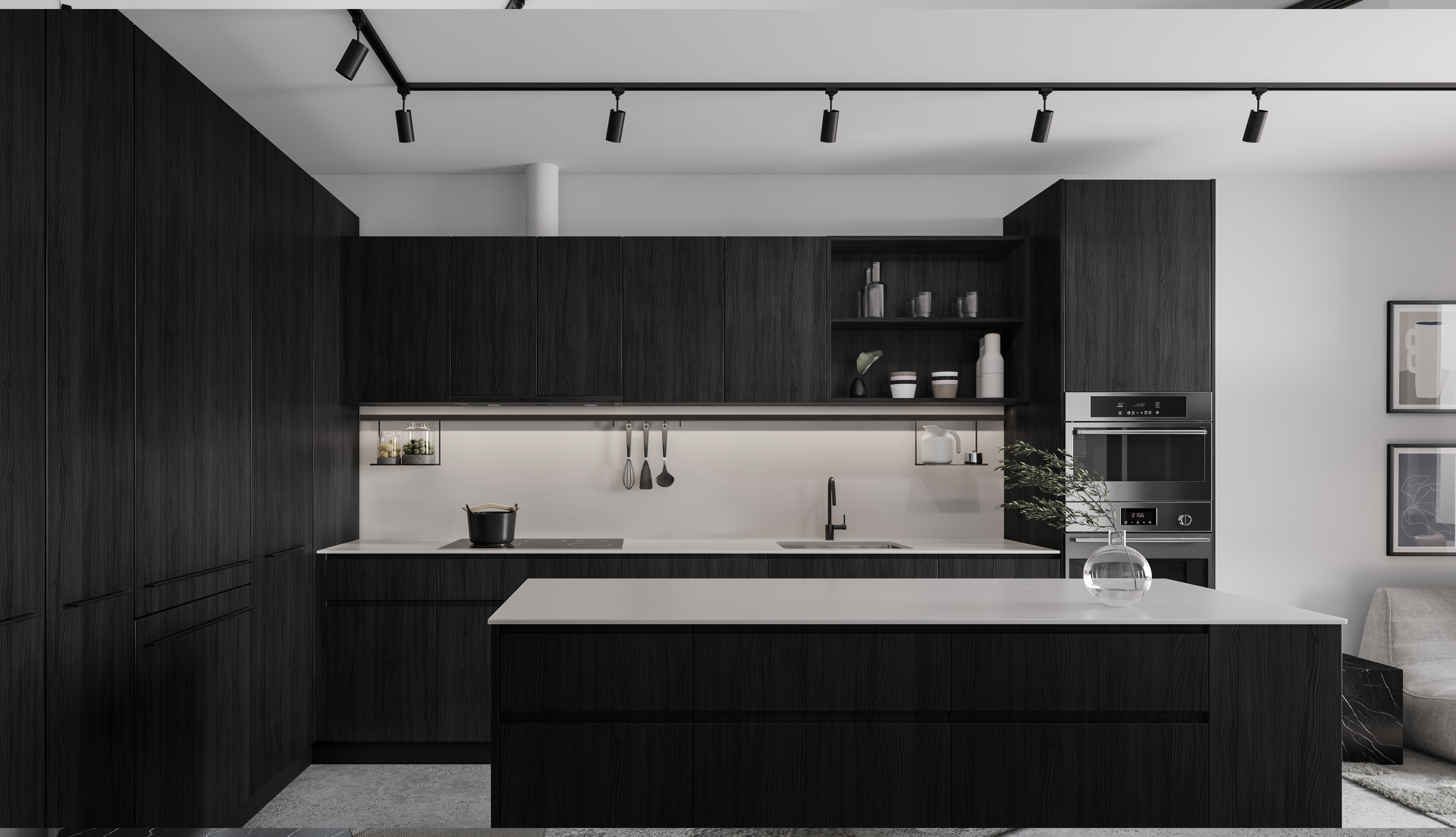 Format's Kitchen | Ste. Marie - Interior Design
